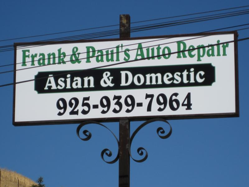 Frank And Paul S Auto Repair Home